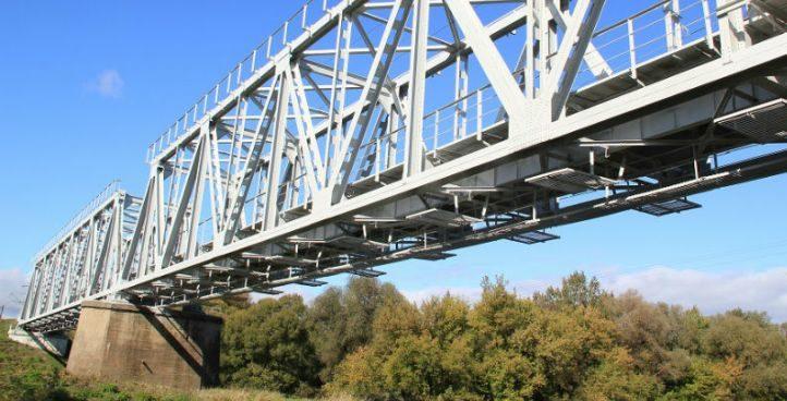 Металлоконструкции для мостов